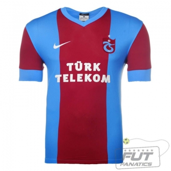 Camisa Nike Trabzonspor Home 2014