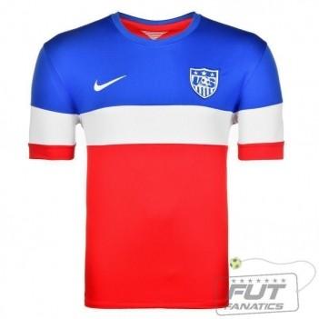 Camisa Nike USA Away 2014