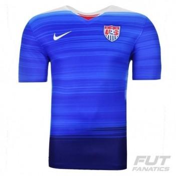 Camisa Nike USA Away 2016