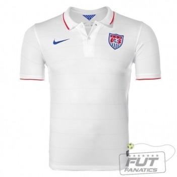 Camisa Nike USA Home 2014