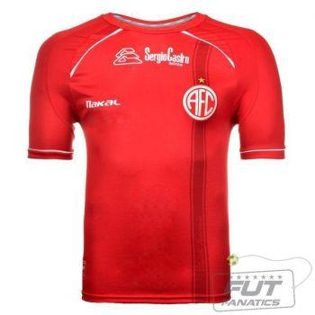 Camisa Nakal América RJ I 2014 Ed Especial