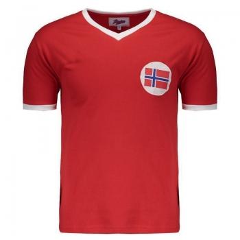 Camisa Noruega 1960 Retrô
