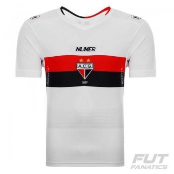 Camisa Numer Atlético Goianiense II 2016