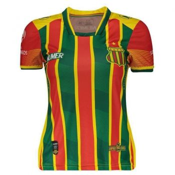 Camisa Numer Sampaio Corrêa I 2017 Nº 10 Feminina