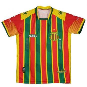 Camisa Numer Sampaio Corrêa I 2017 Nº 10 Juvenil