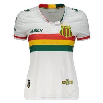 Camisa Numer Sampaio Corrêa II 2017 Nº 10 Feminina