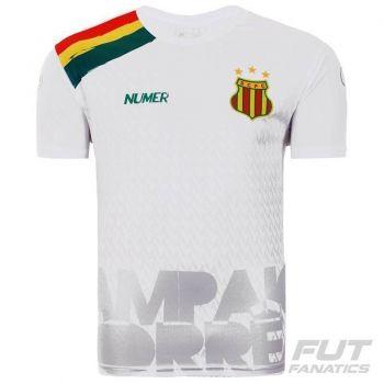 Camisa Numer Sampaio Corrêa Pré Jogo 2016