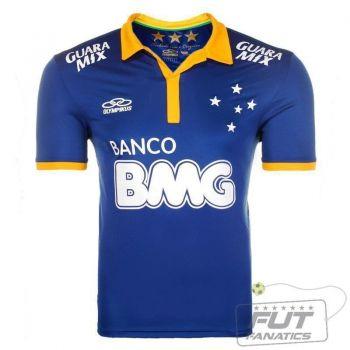 Camisa Olympikus Cruzeiro Goleiro Especial 2014