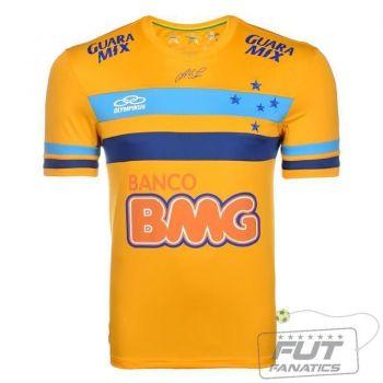 Camisa Olympikus Cruzeiro Goleiro I 2014