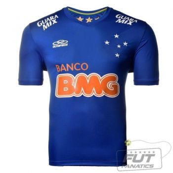 Camisa Olympikus Cruzeiro I 2014
