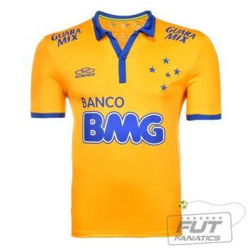 Camisa Olympikus Cruzeiro III 2014