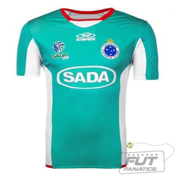Camisa Olympikus Cruzeiro Sada III 2014