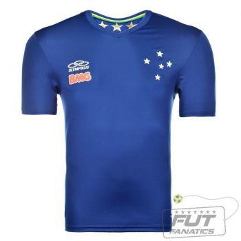 Camisa Olympikus Cruzeiro Viagem 2014