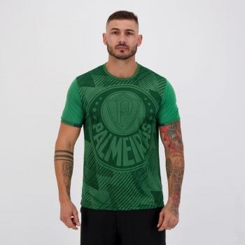 Camisa Palmeiras Effect Logo Verde
