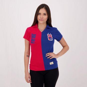 Camisa Paraná Clube Retrô Anos 90 Feminina