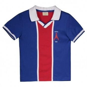 Camisa Paris Saint-Germain Retrô 1998 Juvenil