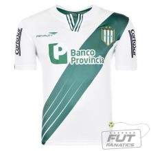 Camisa Penalty Banfield Home 2014