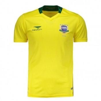 Camisa Penalty Brasil Futsal CBFS I 2017