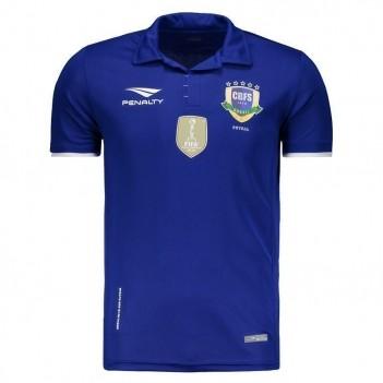 Camisa Penalty Brasil Futsal CBFS II 2016 Com Patch