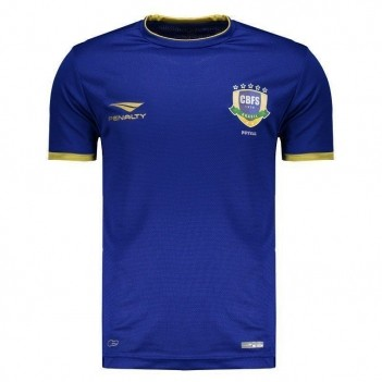 Camisa Penalty Brasil Futsal CBFS II 2017