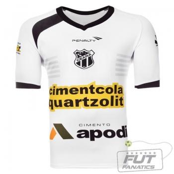 Camisa Penalty Ceará II 2014 com Patrocínio