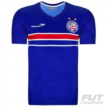 Camisa Penalty Bahia Concentração 2015