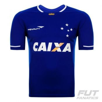 Camisa Penalty Cruzeiro I 2015