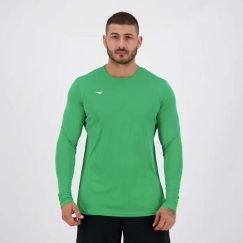 Camisa Penalty Matís 2 IX UV Manga Longa Verde