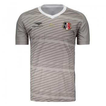Camisa Penalty Santa Cruz Goleiro II 2016 Cinza