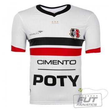 Camisa Penalty Santa Cruz II 2014