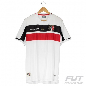 Camisa Penalty Santa Cruz II 2015 N° 23