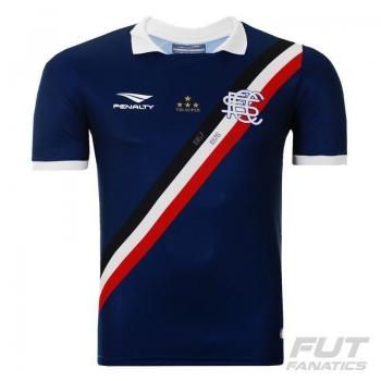 Camisa Penalty Santa Cruz III 2015