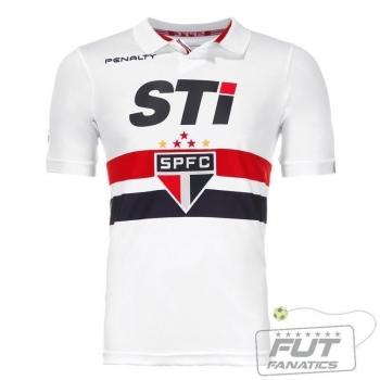 Camisa Penalty São Paulo I 2013 No 8