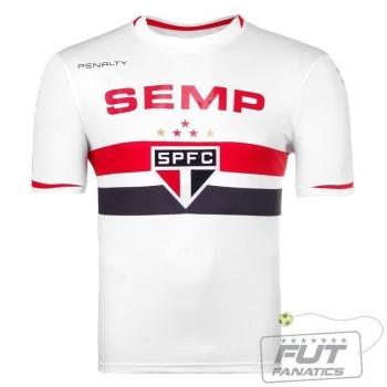 Camisa Penalty São Paulo I 2014 Semp