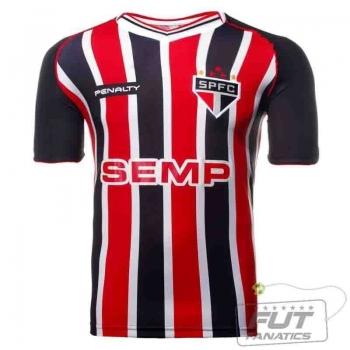 Camisa Penalty São Paulo II 2013 Semp
