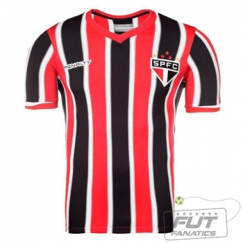 Camisa Penalty São Paulo II 2014 Juvenil
