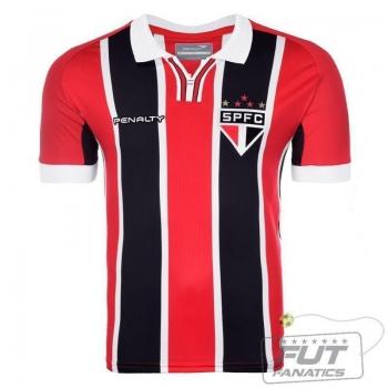 Camisa Penalty São Paulo II 2015