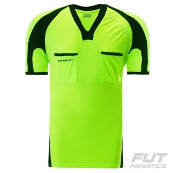 Camisa Poker Árbitro III Verde
