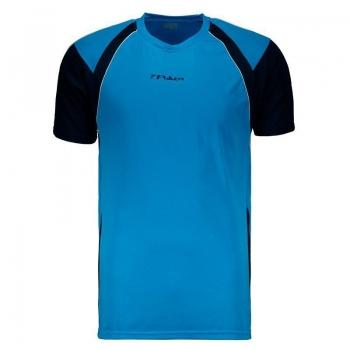 Camisa Poker Castilho Goleiro Azul