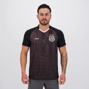 Camisa Ponte Preta Black II Preta
