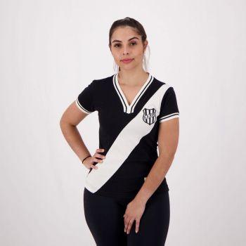 Camisa Ponte Preta Retrô II 1977 Feminina