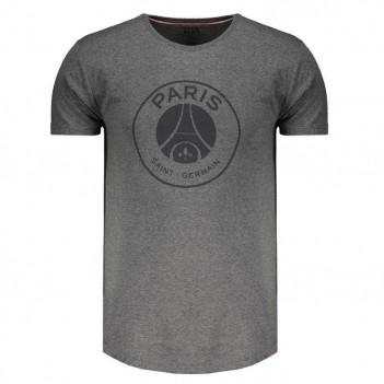 Camiseta PSG Dyoham Paris Cinza