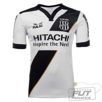 Camisa Pulse Ponte Preta I 2013