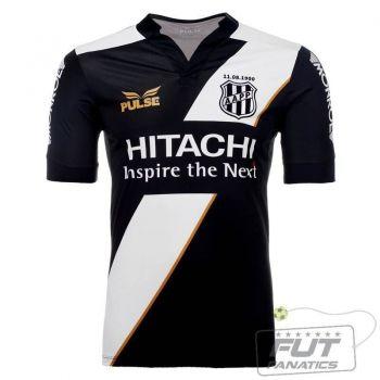 Camisa Pulse Ponte Preta II 2013
