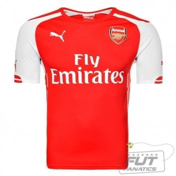 Camisa Puma Arsenal Home 2015