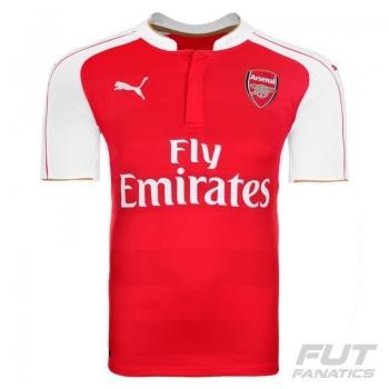 Camisa Puma Arsenal Home 2016