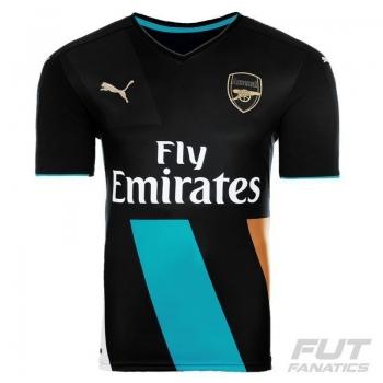Camisa Puma Arsenal Third 2016