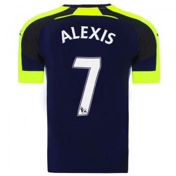 Camisa Puma Arsenal Third 2017 7 Alexis