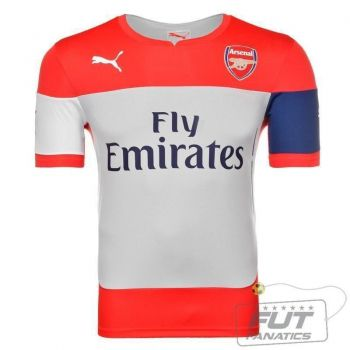 Camisa Puma Arsenal Training Home 2015