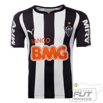 Camisa Puma Atlético Mineiro I 2014 10 Ronaldinho